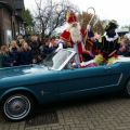 Sint intocht 2016