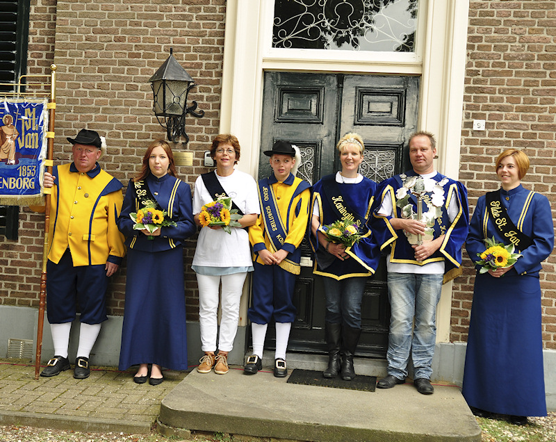 Koningspaar 2012